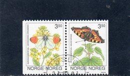 NORVEGE 1993 O - Norvège