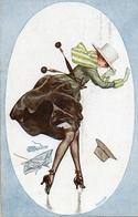 Illustrateur Herouard - Une Giboulée (lapina 6031 - Künstlerkarten