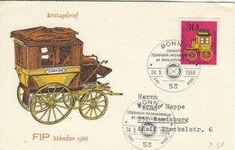 FIP München 1966. Congres Federation Internationale De Philatelie.   H-1587 - Philately & Coins