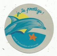 Autocollant , MAAF Prévention Et Sécurité,je Te Protége ! - Stickers