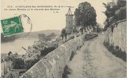 ~  JP   ~  78  ~  CONFLANS SAINT HONORINE   ~      Le Vieux Moulin  Et Le Chemin De Moines - Conflans Saint Honorine