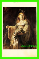 CÉLÉBRITÉS, PEINTRE - REMBRANDT VAN RIJN (1606-1669) - THE NATIONAL GALLERY - - Artistes