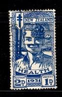 Nouvelle-Zélande YT N° 189 Oblitéré. B/TB. A Saisir! - 1907-1947 Dominion