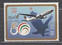 Oman - Correo Yvert 457 ** Mnh Avi�n - Oman