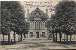 D78 - MANTES LA VILLE - LA MAIRIE - France