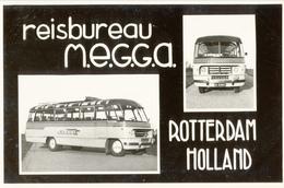 Bussen MEGGA, Reisbureau, Groottoerisme, Rotterdam - Buses & Coaches