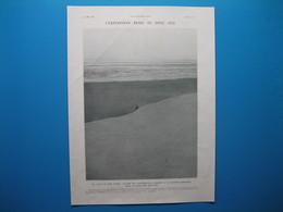 (1930) L'EXPÉDITION BYRD AU PÔLE SUD (Document Complet De 8 Pages) - Vecchi Documenti