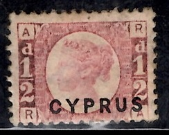 Chypre YT N° 1 Neuf *. B/TB. A Saisir! - Chypre (...-1960)