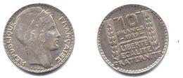 Pièce 10 Francs 1939 - France