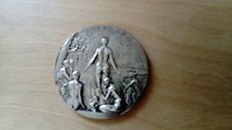 Institut Coppez Bruxelles 1946  Médaille Commémorative Des 10.000 Opérations - Professionnels / De Société
