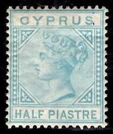 Chypre YT N° 9 Neuf *. B/TB. A Saisir! - Chypre (...-1960)