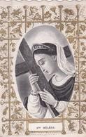 Ancienne Image Pieuse Religieuse Sainte Ste Hélène Villemur Paris - Religion & Esotérisme