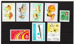 LKA170 SPANIEN 1993 Michl 3102/05 + 3107/10 ** Postfrisch SIEHE ABBILDUNG - 1931-Heute: 2. Rep. - ... Juan Carlos I