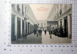 GUATEMALA - Guatemala - Pasage De Azcinena / Vintage Photo POSTCARD - (APAT3-40) - Guatemala