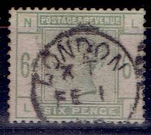 TP - GRANDE BRETAGNE De 1883 - N° 83 - Ob - TB - 1840-1901 (Victoria)