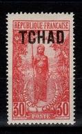 Tchad - YV 9 N* - Tchad (1922-1936)