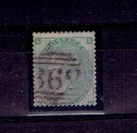 TP - GRANDE BRETAGNE De 1862 - N° 24 - Ob - Filigrane Fleur Héraldique - 1840-1901 (Victoria)