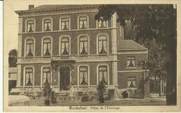 Rochefort -- Hôtel De L' Ermitage.     (2 Scans) - Rochefort