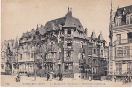 MERS LES BAINS - LE BOULEVARD MARITIME (lot Pat 64) - Mers Les Bains