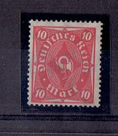TP - ALLEMAGNE - De 1922 - N° 211x - TB - Allemagne