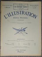 L'Illustration 4131 6 Mai 1922 Exposition Coloniale De Marseille/La Corse Pittoresque/Deschanel/Guynemer/Joffre En Chine - Zeitungen