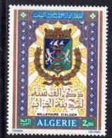 Algérie N ° 580  XX  Millénaire D'Alger  Sans Charnière TB - Algérie (1962-...)