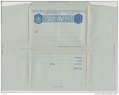 """Franchigia Biglietto Postale NUOVO Per Le Forze Armate """"RICORDATE CHE OGGI"""" - 1900-44 Vittorio Emanuele III"""