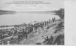 Congo Belge. Rivière Ubangi.   Scan - Congo Belge - Autres