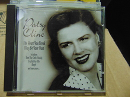 Patsy Cline- The Heart You Break May Be Your Own - Country & Folk