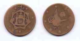 Afghanistan Abbasi-20 Paisa 1302 (1923) (KM#883) - Afghanistan