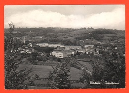 Biadene Montebelluna Treviso Panorama Cpa 1961 - Treviso