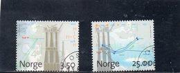 NORVEGE 1996 O - Norvège