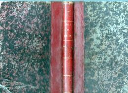 E02 - 1839 FIEL ET MIEL Poésies A. EUDE DUGAILLON - Couverture Abimée 4 Gravures GRANDVILLE ET LEWICKI - 1801-1900