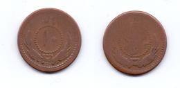 Afghanistan 10 Pul 1935 (1314) KM#930 - Afghanistan