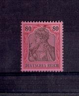 TP - ALLEMAGNE - De 1902 - N° 75 X - TTB - Allemagne