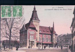 Genève, La Nouvelle Mairie Des Eaux-Vives (97) - GE Geneva