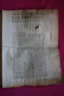 Document Ancien Vierge ( RENTES VIAGERES édit De Novembre 1744 ) - Manuscrits