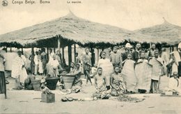CONGO BELGE(BOMA) TYPE - Congo Belga - Otros