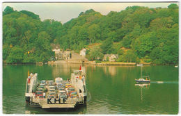 King Harry Ferry, FALMOUTH Posted 1985 (Colourmaster, FAL230) [P0098/1/1D] - Falmouth