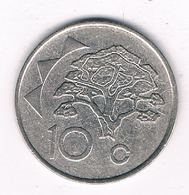 10 CENTS 1993  NAMIBIE /2651/ - Namibie