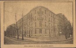 Cp Paris XV., Caisse Autonome De Retraite Des Ouvriers Mineurs, Avenue De Segur - Autres