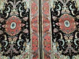Persia - Iran - Tappeto Persiano Tabriz 60/70 Raj , Lana Kurk Misto Seta  Extra Fine ,in Coppia,Mixed Silk - Rugs, Carpets & Tapestry