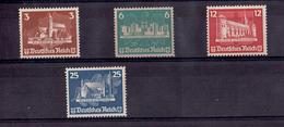 TP - ALLEMAGNE - De 1935 - N° 535 à 538 NSG - Allemagne