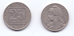France 25 Centimes 1903 - France