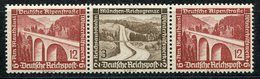 ALLEMAGNE (IIIe REICH) N°582a ** + 587 ** AU PROFIT DU SECOURS D'HIVER - Allemagne