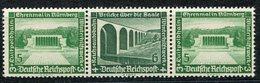 ALLEMAGNE (IIIe REICH) N°584a ** + 584 ** AU PROFIT DU SECOURS D'HIVER - Allemagne