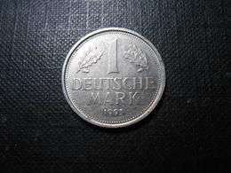 BRD  1 Deutsche Mark - Mz F -  1993 - [ 7] 1949-… : FRG - Fed. Rep. Germany