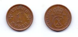Iceland 1 Eyrir 1926 - IJsland