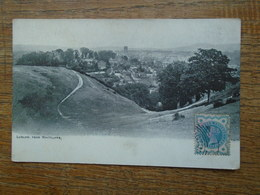 Ludlow , From Whitcliffe - Shropshire