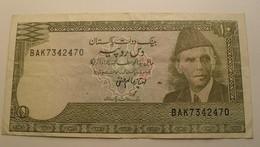 1983/84 - Pakistan - 10 RUPEES - BAK7342470 - Pakistan